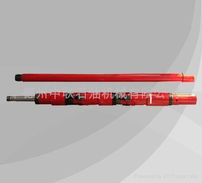 Hydraulic liner hanger 1