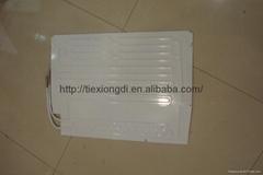 Frige parts roll bond evaporator