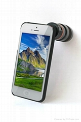IPHONE5S personalized outdoor zoom the camera to take photographs