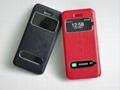 Mobile phone protective sleeve IPHONE5S window series 1