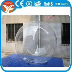 Free shipping for PVC inflatable water