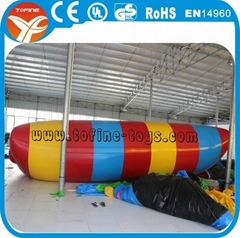 Free shipping for inflatable water blob