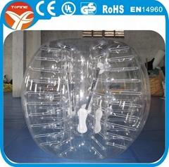 PVC/ TPU inflatable body bumper ball
