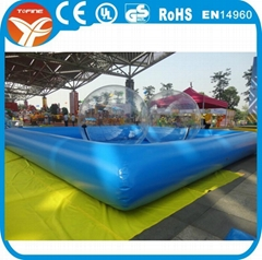 inflatable water pool for sale