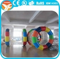 inflatable water roller for sale