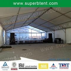 15x15m commercial event tent