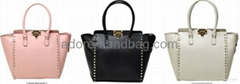 2013 Fashionable Imported Genuine Cow Leather Shoulder and Aslant Handbag G009