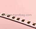 2013 Fashionable Imported Genuine Cow Leather Shoulder and Aslant Handbag G009 4