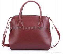 2013 Fashionable Imported Genuine Cow Leather Shoulder and Aslant Handbag G001