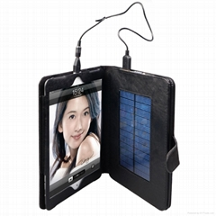 2013 Newest 10000mAh Solar charger case