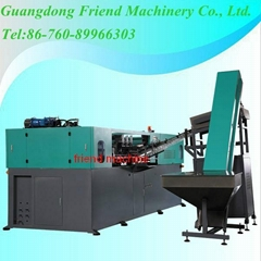 high speed full automaic pet bottle blow molding machine