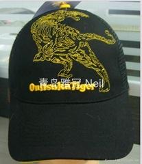 網帽棒球帽