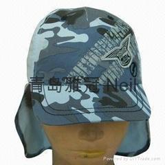 時尚迷彩帽
