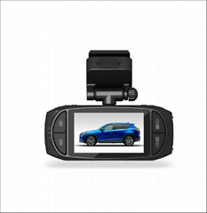 High-end professional Ambarella A7 full hd car dvr with optional GPS