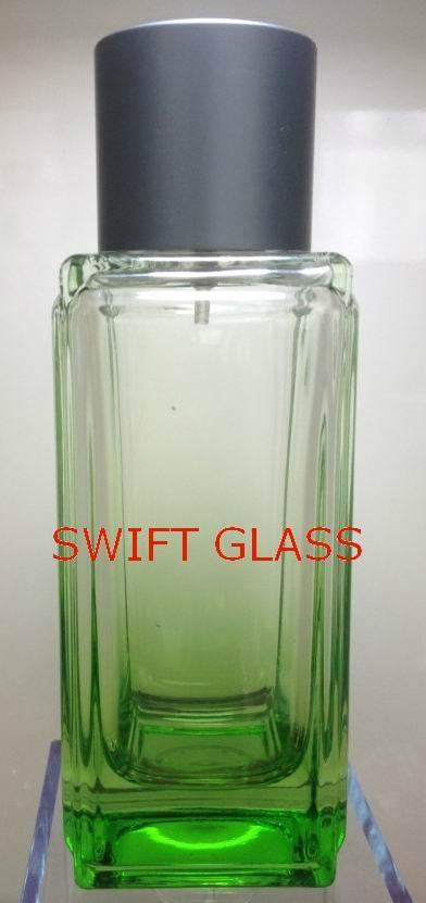 Perfume glass bottle 1