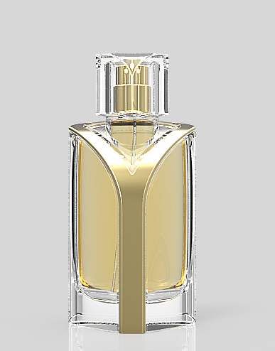 perfume glass bottle 2