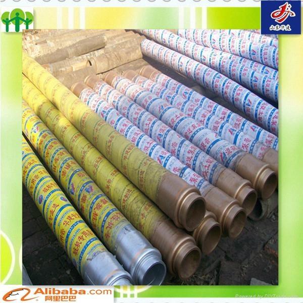 Concrete Hose Suppliers : Dn m rubber concrete pump hose for sale in singapore