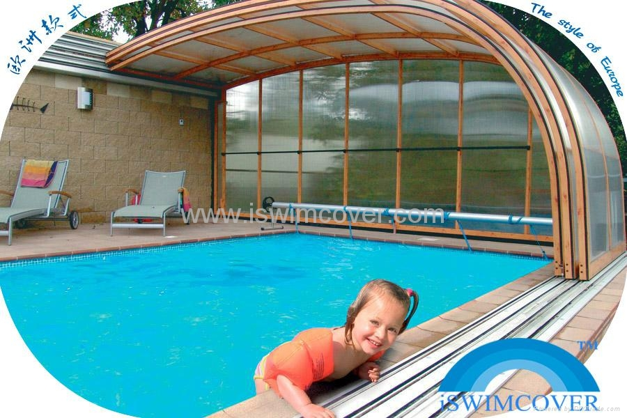 Functional Pool Cover Practical Pool Cover Slide Swimming Pool Cover Pool Fence Triangle Pc 08