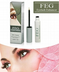 FEG eyelash enhancement