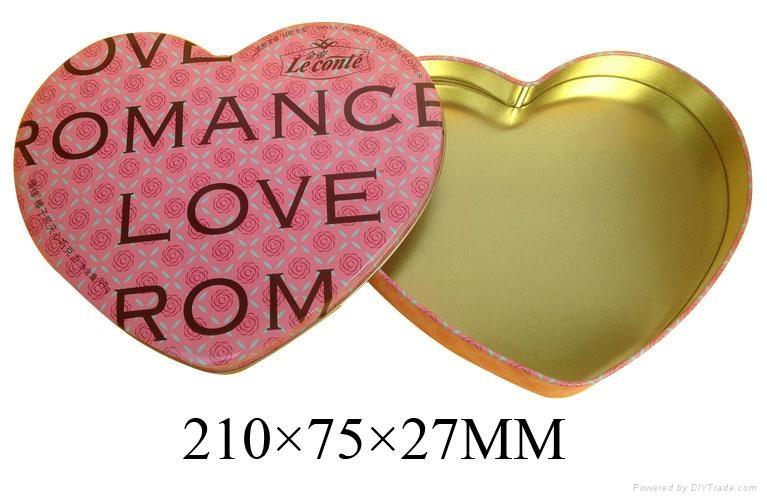 Valentine Gift Tin 1