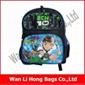 Promotional personalized cartoon 600D