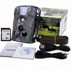 HC5210A-12pcs Hot selling wholesale Hunting trail camera 12mp Wildlife camera