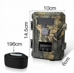 M660GM- GSM Infrared hunting trail camera_ wideview lens with MMS/GPRS Function