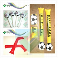 High Quality Plastic Balloon Cheering Stick