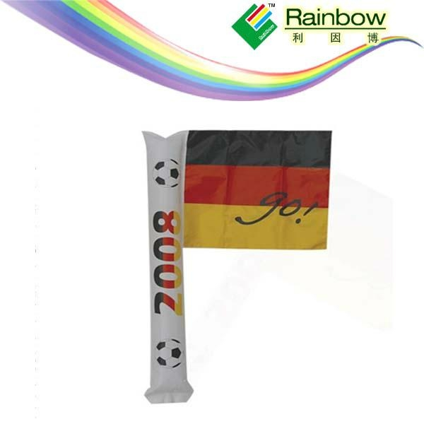New world cup customized country hand flag for the games 2