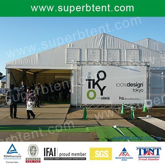 A frame tent for garden party 3