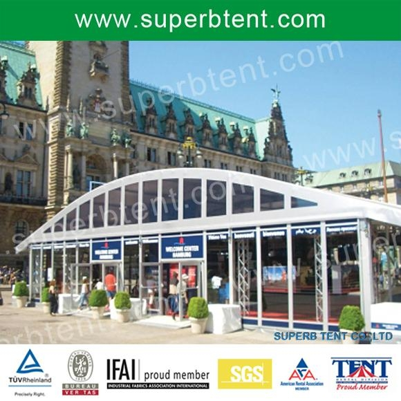 durable customerized tent for auto show 1