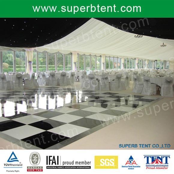 luxury outdoor catering tent 1