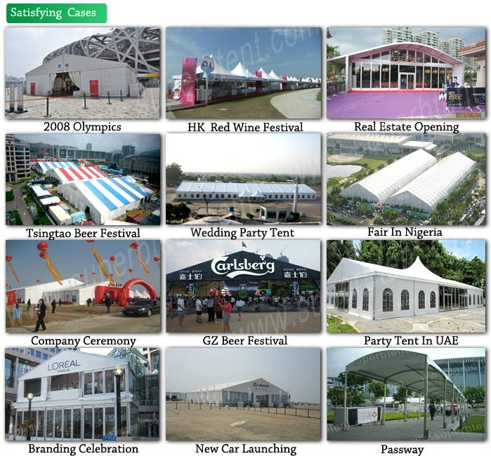 high class arcum tent for events 2