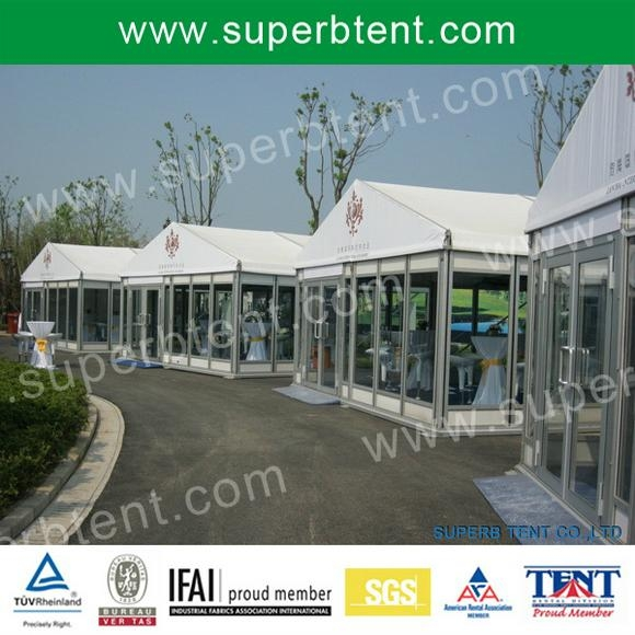 Outdoor temporary tent for events 1