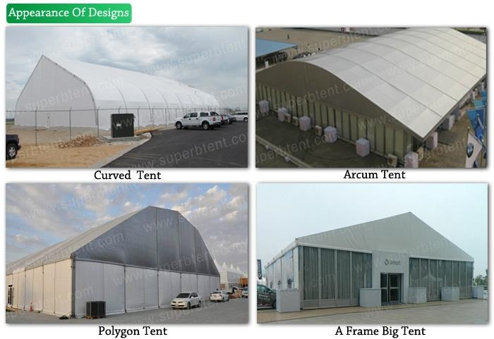 Outdoor temporary tent for events 2