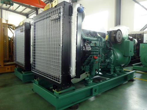 沃尔沃柴油发电机组 2