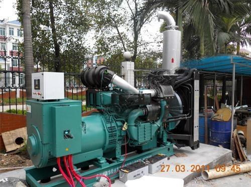 沃尔沃柴油发电机组 3