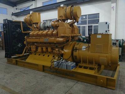 中油济柴柴油发电机组 1