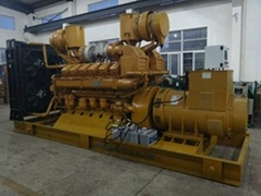 中油济柴柴油发电机组