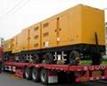 四轮移动拖车式柴油发电机组 3
