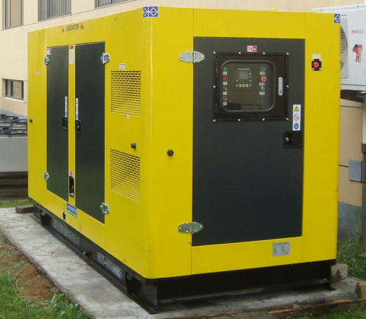 静音柴油发电机组 3