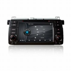 Car DVD Player GPS Navigation Stereo with Android4.0 for BMW E46 (EW801)