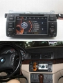 Car DVD Player GPS Navigation Stereo with Android4.0 for BMW E46 (EW801) 3