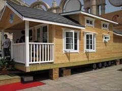 福建木屋别墅