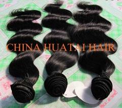 High quality Brazilian human hair weft