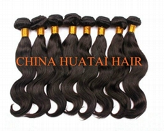 Factory Price Chinese human hair weft