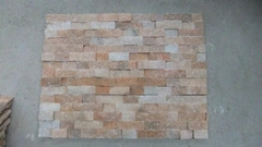 Multicolor Wall Cladding Stone Slate