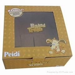 paper  cake/pazza packaging box