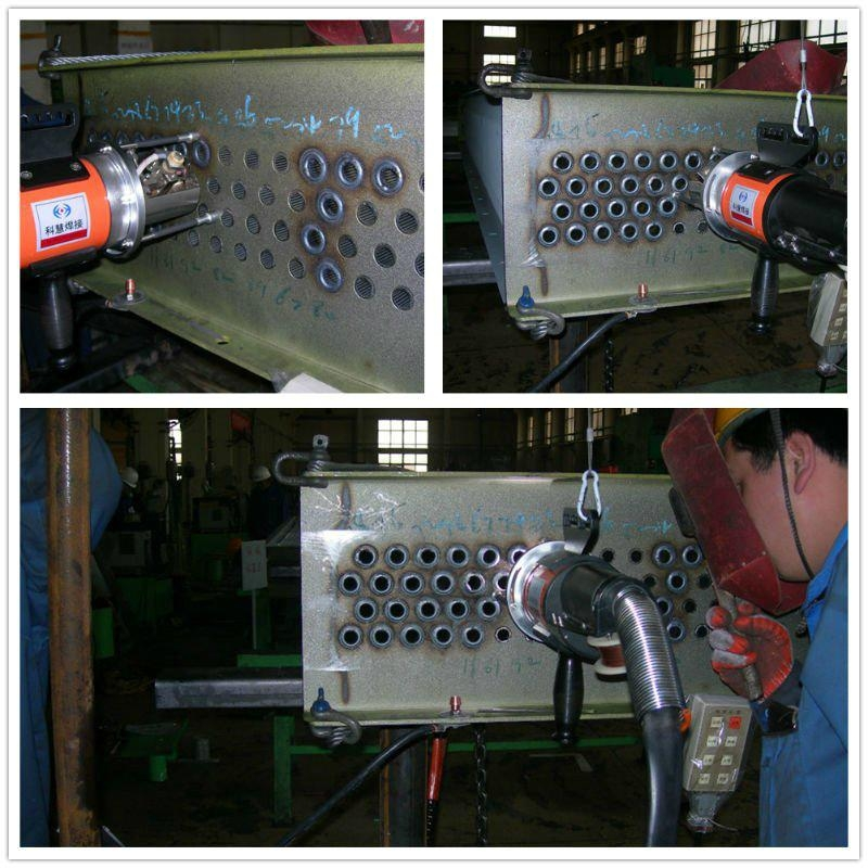 Tube To Tube Sheet Automatic Welding Machine(TIG)