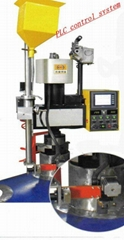 Saddle type tube to tube sheet automatic orbtial submerged welding machine